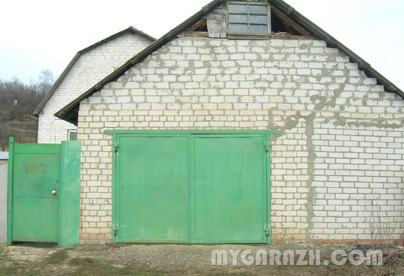 Кооперативные гаражи